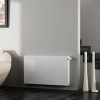 400mm High K-Flat Radiators - Single Convector