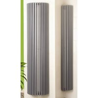 Apollo Bassano Vertical Round Radiators