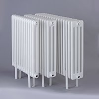 Biasi Tubular 4 Column Horizontal Radiators