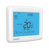 Underfloor Heating Kits With Wireless Touchscreen Thermostats