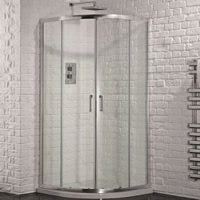Venturi 6 Double Door Quadrant