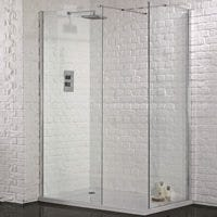 Walk-in Wetroom Panel