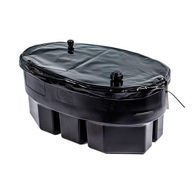 Polycistern Open Top Water Tank 30 x 19 x 15 Inches - 68 Litres