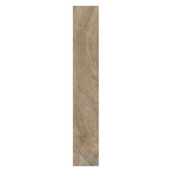 RAK Circle Wood Beige Matt Tiles 195mm x 1200mm