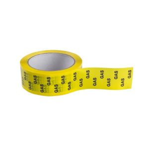 Dickie Dyer Gas Identity Tape 38mm x 33m