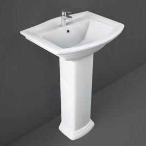 RAK Washington Small Pedestal For 560mm & 460mm Basin