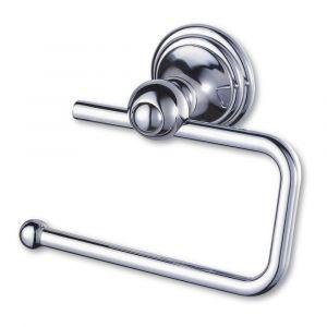 Allure Chrome Toilet Roll Holder