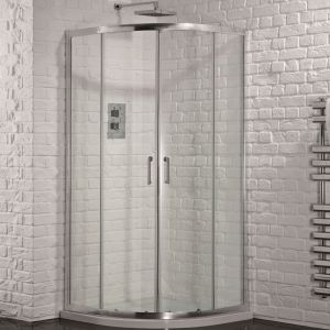 Aquadart Venturi 6 Double Door Quadrant Shower Enclosure