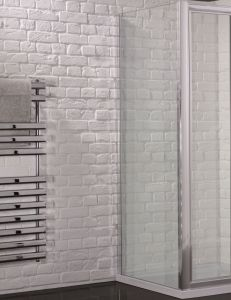 Aquadart Venturi 6 Shower Side Panel 700mm