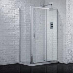 Aquadart Venturi 6 Sliding Shower Door 1700mm