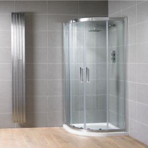 Aquadart Venturi 8 Double Door Quadrant Shower Enclosure 1200mm x 800mm