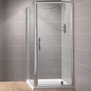 Aquadart Venturi 8 Pivot Shower Door