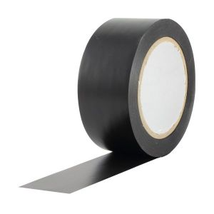 Black PVC Tape 50mm x 33m Roll