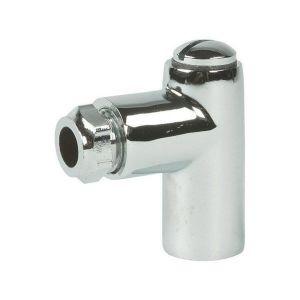 Chrome 8mm Restrictor Elbow 2