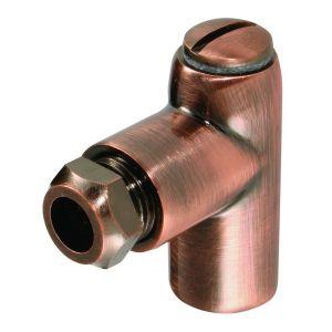 Coin Bronze 8mm Restrictor Elbow 1