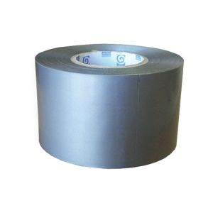 Grey PVC Tape 50mm x 33m Roll