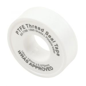 PTFE Tape 12mm x 12m Roll