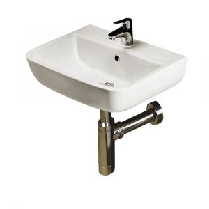 RAK Series 600 40cm Hand Basin 2 Tap Hole