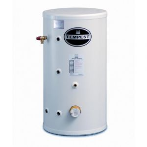 Telford Tempest 125 Litre Indirect Unvented Stainless Steel Cylinder