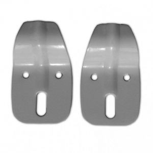 Pair Wall Hanging Brackets to Suit Cloakroom Basins