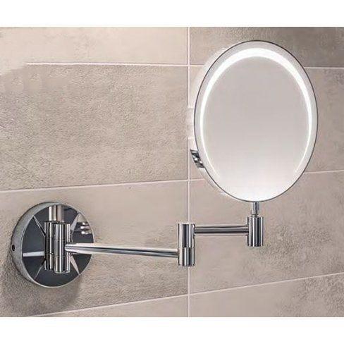 Eastbrook Round Magnifying Vanity, Magnifying Bathroom Mirror