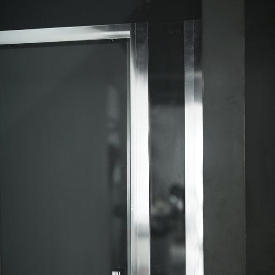 Aqua-I6 Shower Extension Infill Panel 200mm X 1850mm High