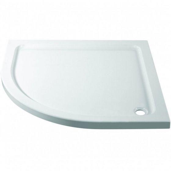 Aquadart Quadrant Slimline Shower Tray