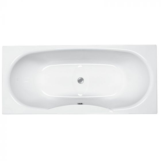 Carron Equation Double Ended Bath 1700mm x 750mm - Carronite