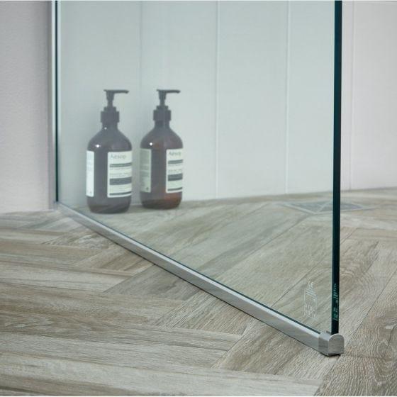 Aquadart Walk-In Wetroom 8 Floor Channel 1600mm