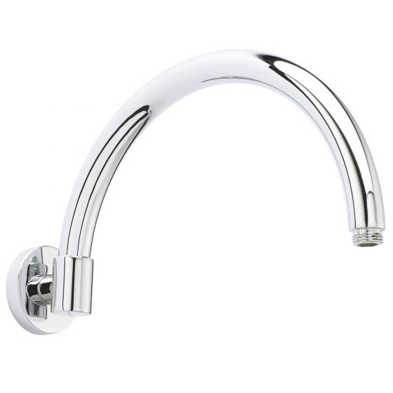 Hudson Reed Traditional Curved Wall Mounted Arm
