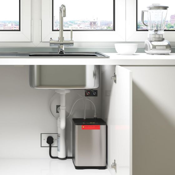 Roma 3 in 1 Boiling Water Sink Mixer Tap