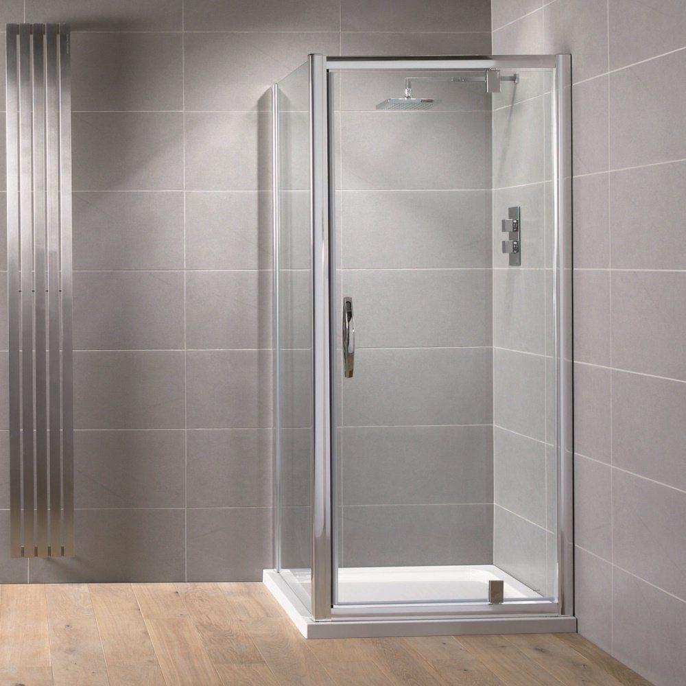 Shower Doors.Aquadart Venturi 8 Pivot Shower Door 900mm