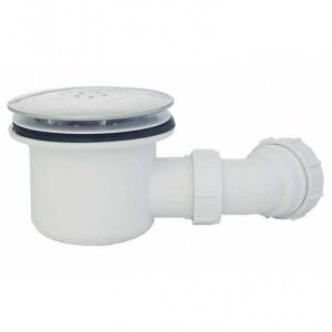 Hi-Flow Shower Waste 90mm - 40mm Outlet