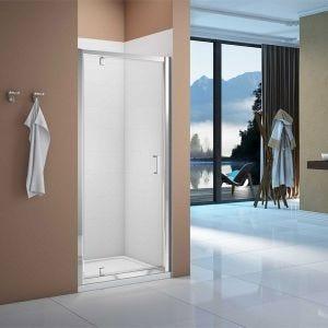 Merlyn Vivid Boost Pivot Shower Door