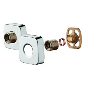 Niagara Deluxe Bar Valve Easy Fix Kit with Square Shrouds