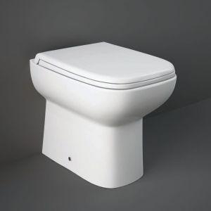 Rak Origin Back To Wall Pan With Soft Close Seat (Pp)