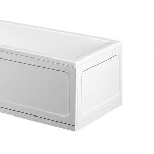 Trojan Ikon 700mm Acrylic End  Bath Panel