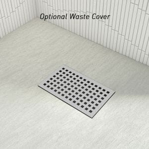 Cassellie Shower Waste Metal Cover for Stone Trays