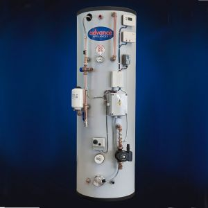 Advance Appliances Electric Combination Boiler - Pre-Wired & Plumbed