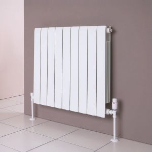 H430mm x W240mm Faral Alliance 95 Radiator