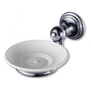 Allure Chrome Soap Holder