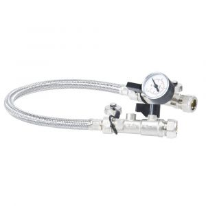 Altecnic Remote Filling Loop with Pressure Gauge