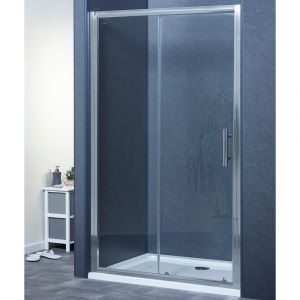 Aqua-I6 Single Sliding Shower Door