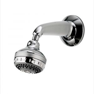 Aqualisa Varispray Fixed Shower Head Chrome