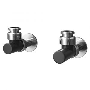 Asquiths Standard Manual Valves - Mineral Anthracite