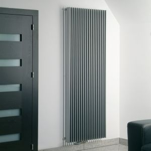 Eucotherm Anthracite Atlas Single Radiator 1800mm x 410mm