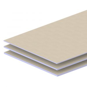 Aqua-I Wetroom 6mm Tile Backer Board For Walls Only 1200mm x 600mm (20 Pack)