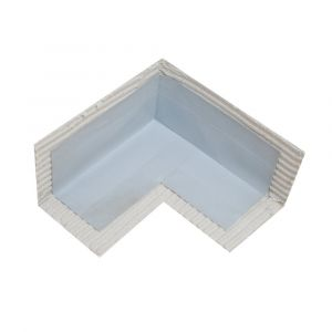 Roma Waterproof Internal Corner For Use With Aqua-I Wetroom Waterproofing
