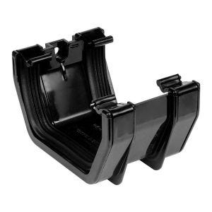 Black 112mm Square Union Bracket