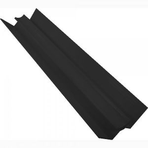 Black PVC Internal Corner H2700mm D5mm